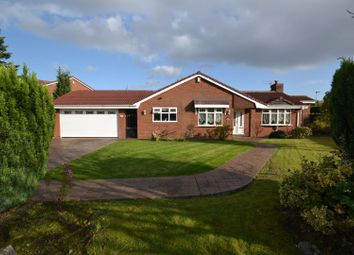 Thumbnail 4 bed detached bungalow for sale in Falconers Green, Kingswood, Warrington