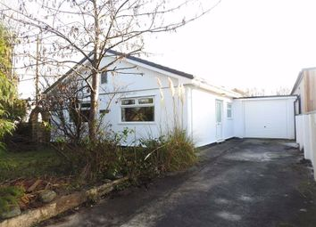 Thumbnail 2 bed detached bungalow for sale in Henllan, Llandysul