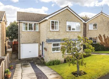 Thumbnail 4 bed detached house for sale in Jumb Beck Close, Burley In Wharfedale, Ilkley, West Yorkshire
