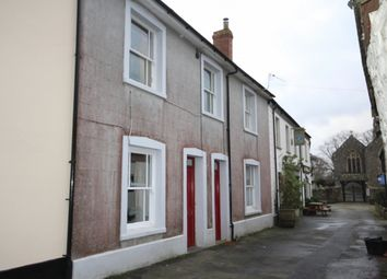Thumbnail 3 bed terraced house for sale in Church Street, Chulmleigh