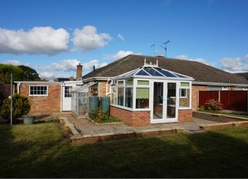 Thumbnail 2 bed semi-detached bungalow for sale in Willow Close, Market Drayton