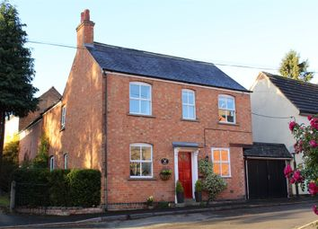 Thumbnail 5 bed detached house for sale in Manor Road, Bitteswell, Lutterworth