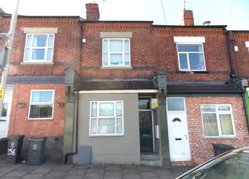 Thumbnail 3 bed terraced house for sale in Knighton Fields Road East, Leicester