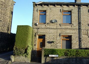 Thumbnail 2 bed end terrace house for sale in Paris Road, Scholes, Holmfirth