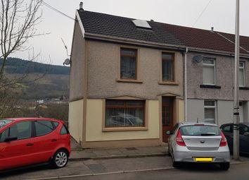 Thumbnail 3 bed end terrace house for sale in Station Terrace, Merthyr Vale, Merthyr Tydfil