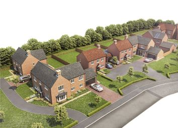 Thumbnail 4 bed detached house for sale in Milton Road, Adderbury, Banbury, Oxfordshire