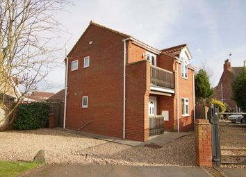 Thumbnail 2 bed detached house for sale in Barton Road, Wrawby, Brigg