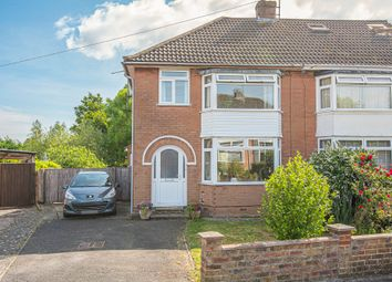 Thumbnail 3 bed semi-detached house for sale in St. Michaels Road, Leckhampton, Cheltenham