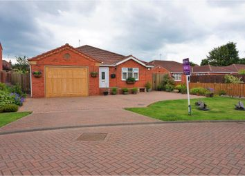 Thumbnail 3 bed detached bungalow for sale in Greenacre Park, Roos