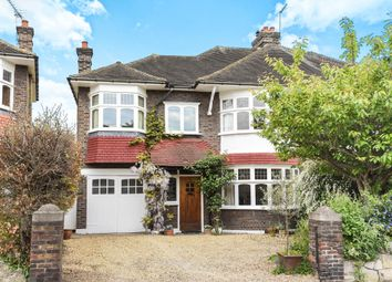 Thumbnail 4 bed semi-detached house for sale in Sheen Lane, London