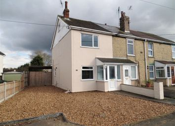 Thumbnail 2 bed end terrace house for sale in Rectory Road, Weeley Heath, Clacton-On-Sea