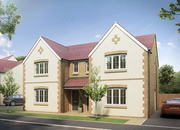 "Thumbnail 3 bed detached house for sale in ""The Hatfield "" at Thame Park Road, Thame"