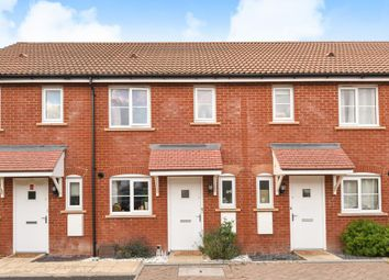 Thumbnail 2 bed terraced house for sale in Harrier Drive, Didcot