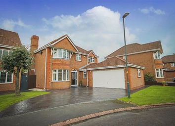 4 bed detached house for sale in Redshank Grove, Leigh, Lancashire WN7