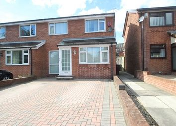 Thumbnail 2 bed semi-detached house to rent in Seddon Gardens, Manchester