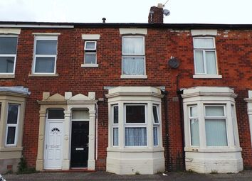 Thumbnail 2 bedroom terraced house for sale in Ripon Street, Preston