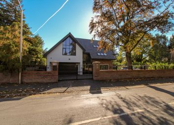 Thumbnail 5 bed detached house for sale in Broadway, Bramhall, Stockport