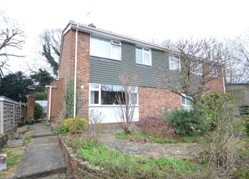Thumbnail 3 bedroom semi-detached house for sale in Chieveley Close, Tilehurst, Reading