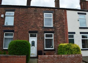 Thumbnail 2 bedroom terraced house to rent in Hilton Lane, Worsley, Manchester