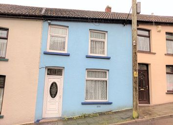 Thumbnail 3 bed terraced house to rent in Charles Street, Tonypandy