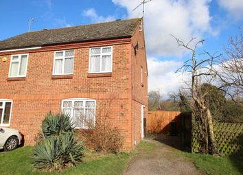 Thumbnail 2 bed semi-detached house to rent in Bradfield Close, Rushden