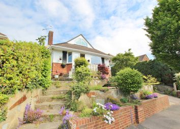 Thumbnail 3 bed detached bungalow for sale in Parkway Drive, Queens Park, Bournemouth