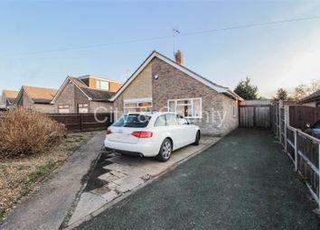 Thumbnail 3 bed detached bungalow for sale in Ennerdale Rise, Gunthorpe, Peterborough