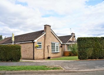 Thumbnail 3 bed detached bungalow for sale in Danehill, Ratby, Leicester