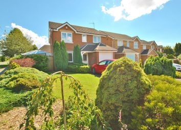 Thumbnail 4 bed detached house to rent in Rossett Close, Gamston