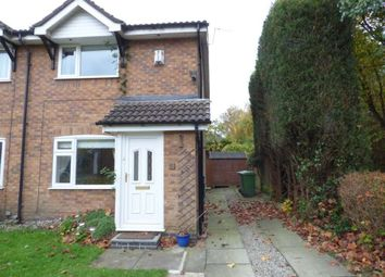 Thumbnail 2 bed semi-detached house to rent in 15 Connaught Cl, Ws