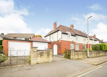 Thumbnail 3 bed semi-detached house for sale in Well Head Lane, Halifax, West Yorkshire