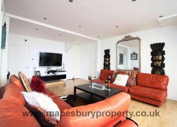 Thumbnail 3 bedroom flat to rent in Chartwell Court, Brook Road, Neasden