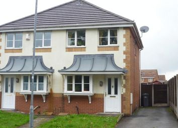 2 bed semi-detached house for sale in Wood Street, Longton, Stoke On Trent, Staffordshire ST3