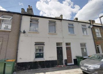 Thumbnail 3 bed terraced house for sale in Swete Street, Stratford, London