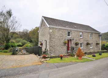 Thumbnail 3 bed barn conversion for sale in The Malt House, Gellywen, Carmarthen