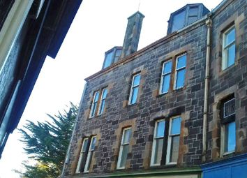 Thumbnail 2 bedroom flat for sale in Kirk Street, Campbeltown