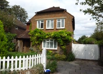 Thumbnail 3 bed detached house to rent in Church Street, Shoreham, Sevenoaks
