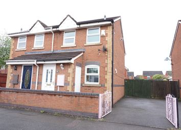 Thumbnail 2 bed semi-detached house for sale in Kettlebrook Road, Tamworth