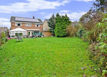 Thumbnail 4 bed detached house for sale in Wallace Close, Tunbridge Wells, Kent