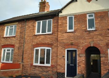 Thumbnail 3 bed terraced house to rent in Wayland Road, Whitchurch, Shropshire