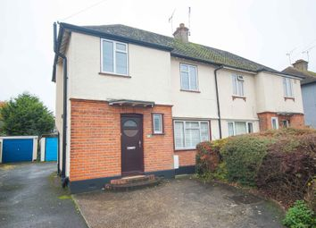 Thumbnail 3 bed semi-detached house for sale in Loftin Way, Great Baddow, Chelmsford