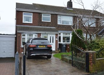 Thumbnail 5 bed semi-detached house for sale in Pear Tree Close, Hadfield, Glossop