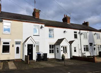Thumbnail 2 bed terraced house to rent in Kilby Road, Fleckney, Leicester