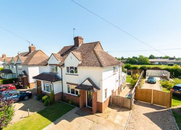 Thumbnail 2 bed semi-detached house for sale in St. Johns Close, Fyfield, Abingdon