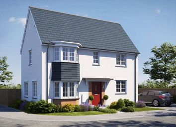 Thumbnail 3 bed detached house for sale in Roscoff Road, Dawlish