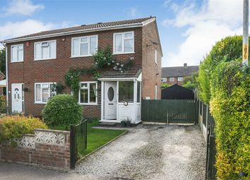 Thumbnail 3 bedroom semi-detached house for sale in Springfield Close, Dawley, Telford, Shropshire