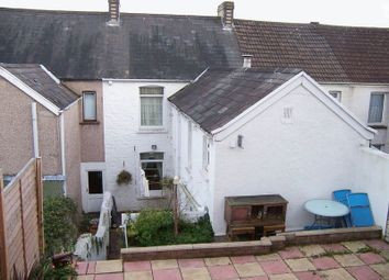 Thumbnail 4 bed terraced house to rent in Bartley Terrace, Plasmarl, Swansea
