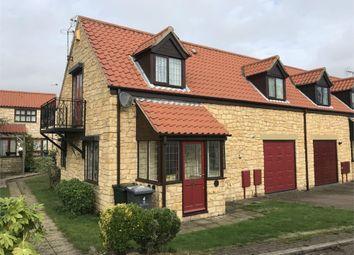 Thumbnail 2 bed semi-detached house for sale in Grange Farm Court, Woodsetts, Worksop, Nottinghamshire