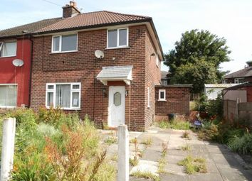 Thumbnail 3 bedroom semi-detached house for sale in Masefield Drive, Farnworth, Bolton, Greater Manchester
