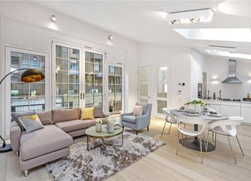 Thumbnail 3 bed mews house to rent in Bridford Mews, Marylebone, London